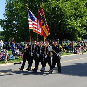 Memorial Day Parade & Ceremony