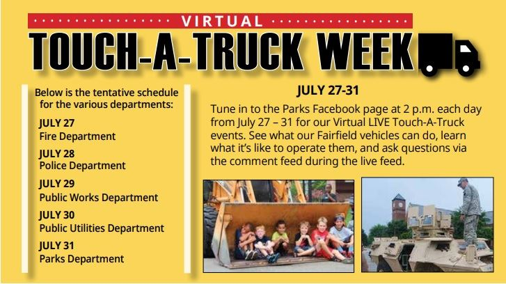 virtual touch a truck