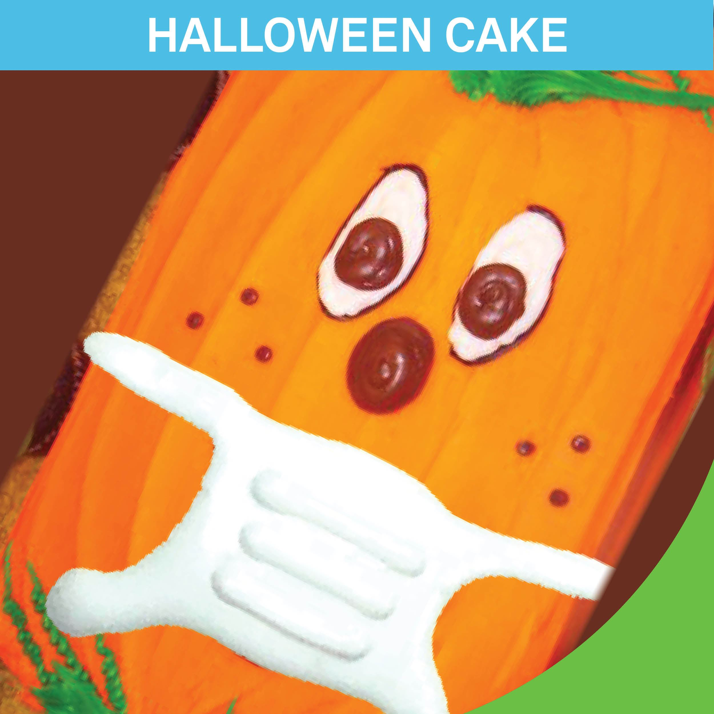 Sign up for Halloween Cake class
