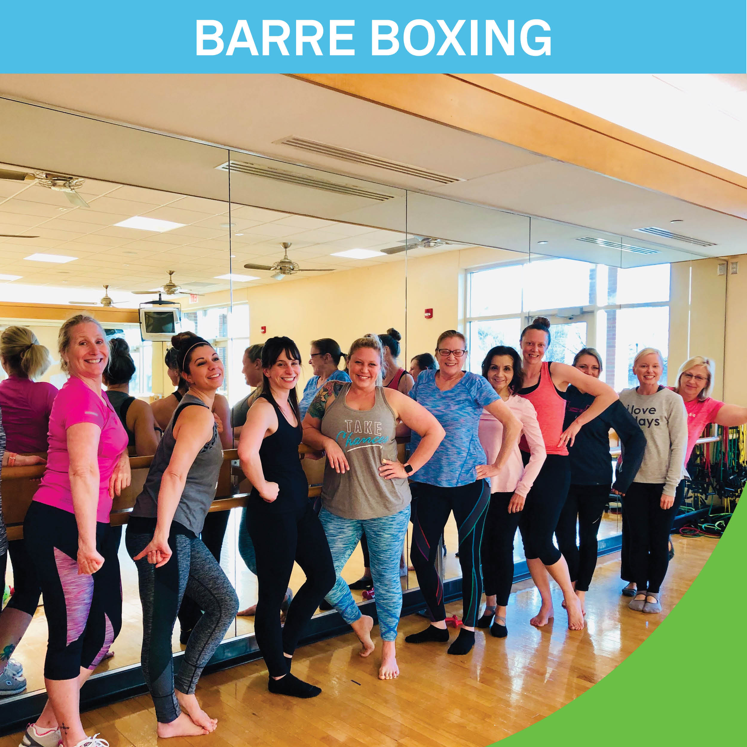 BARRE BOXING
