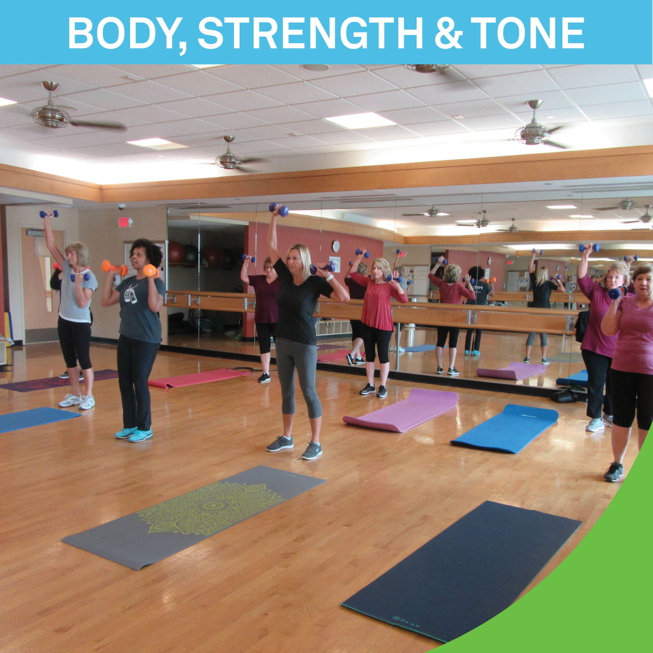 BODY STRENGTH TONE