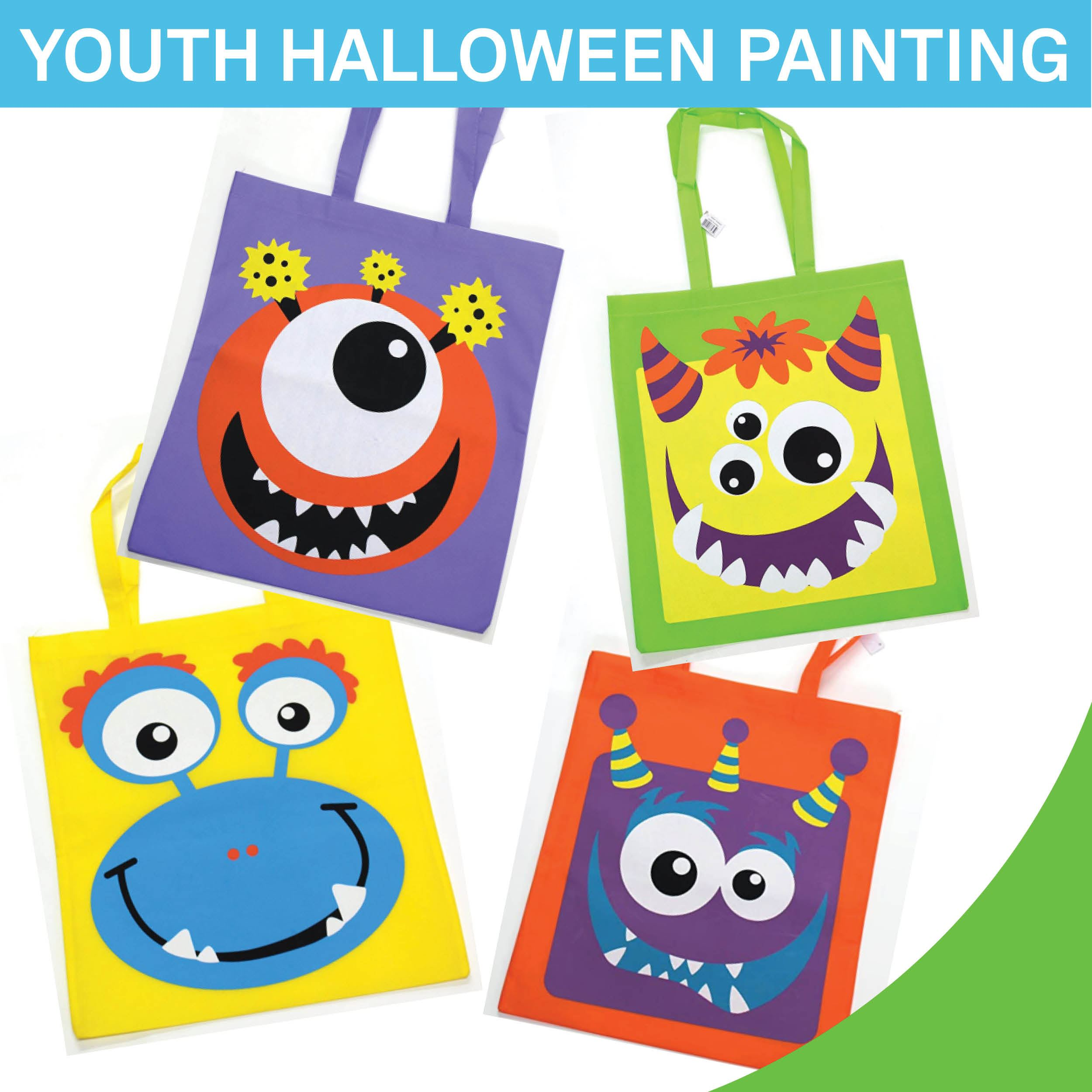 YOUTH HALLOWEEN PAINTING